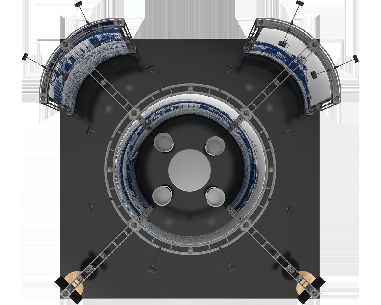Atlas 20 x 20 Orbital Truss