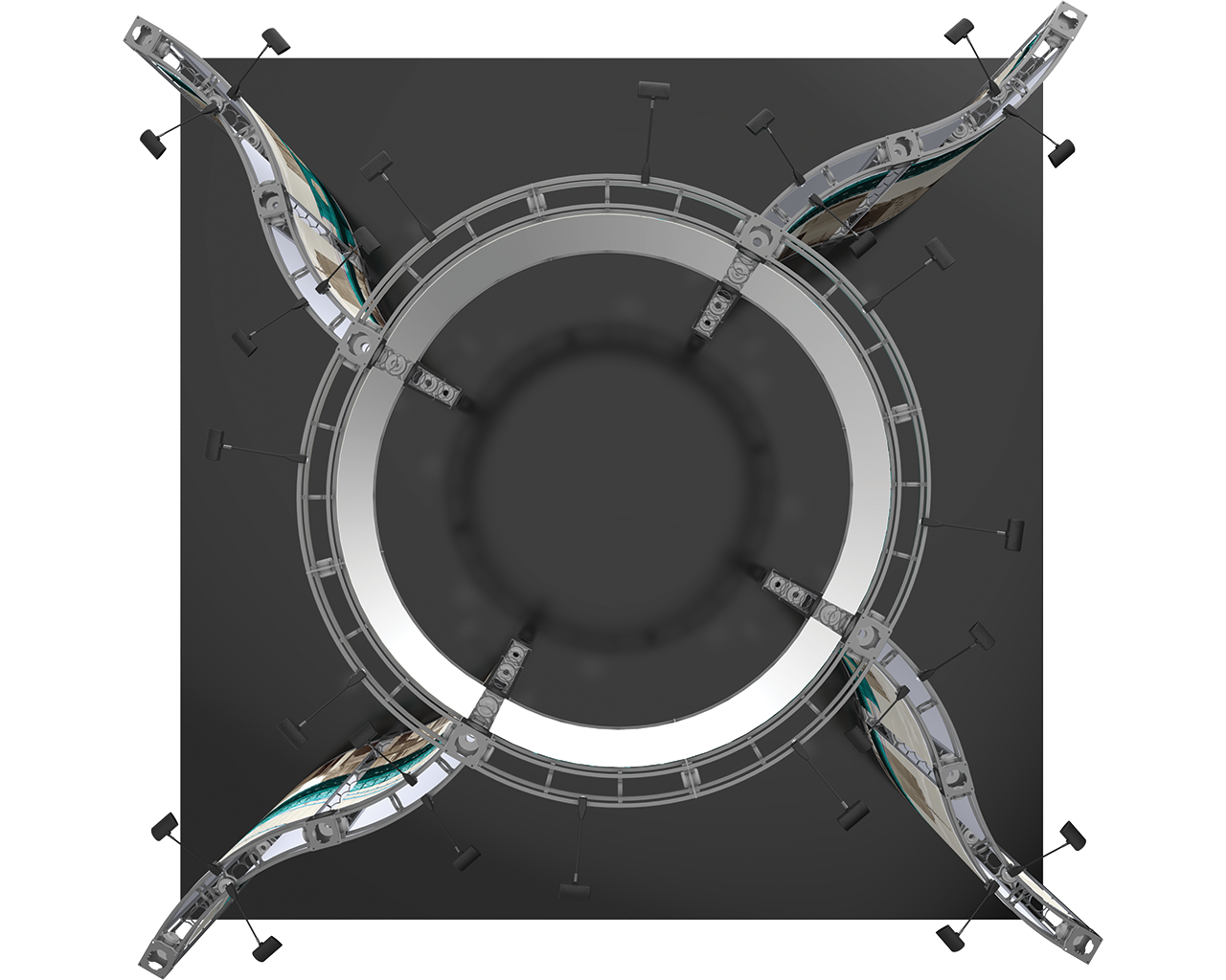 Canis 20 x 20 Orbital Truss