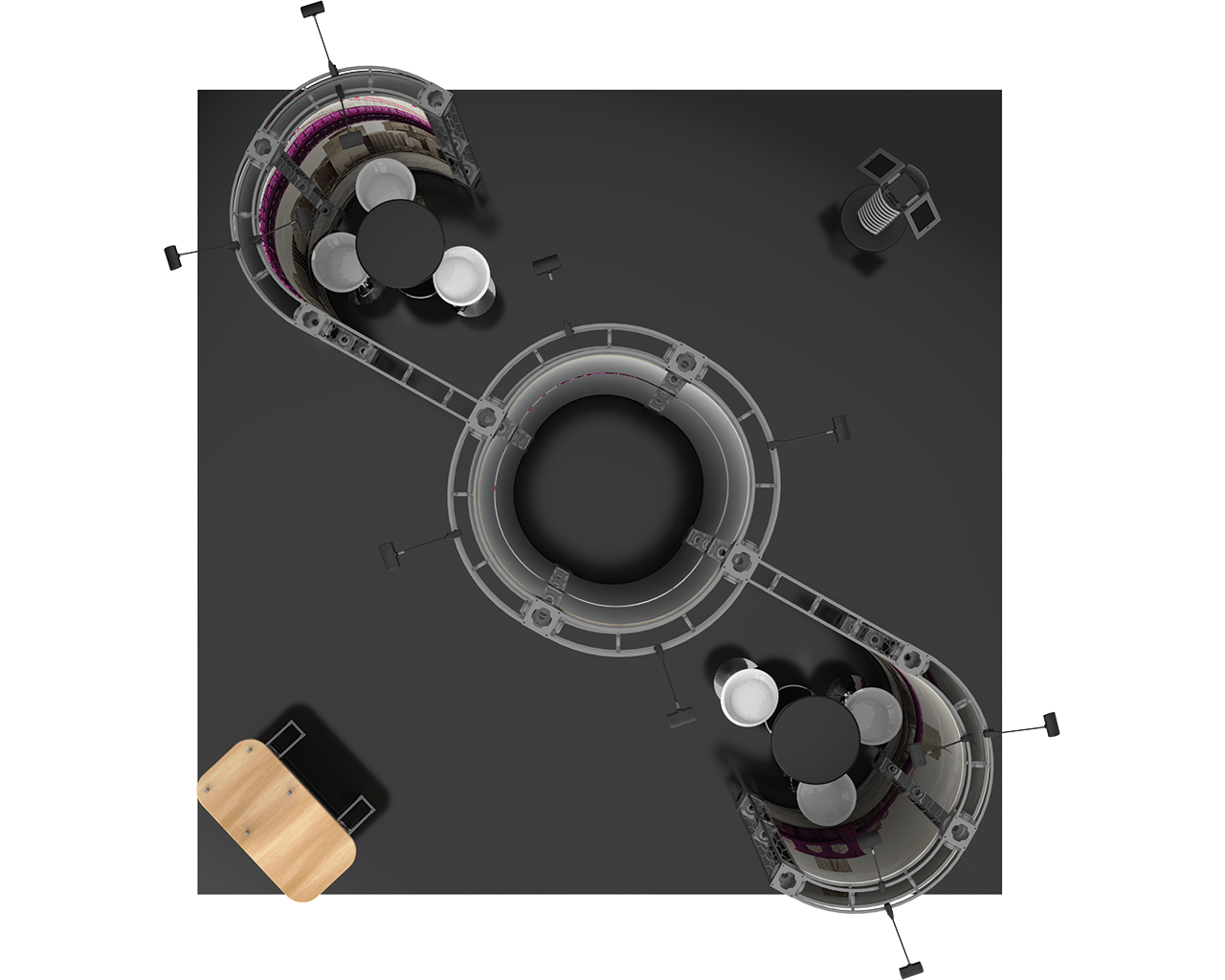 Zenit 20 x 20 Orbital Truss