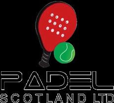 Padel Scotland Logo