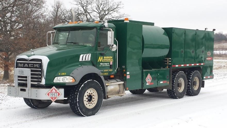 Lube Technician Truck