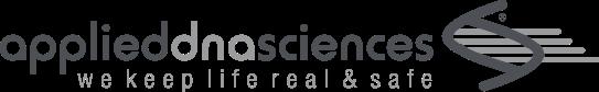 applied dna sciences we keep life real & safe logo
