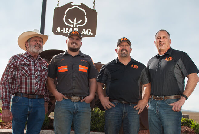 A-Bar AG farmers
