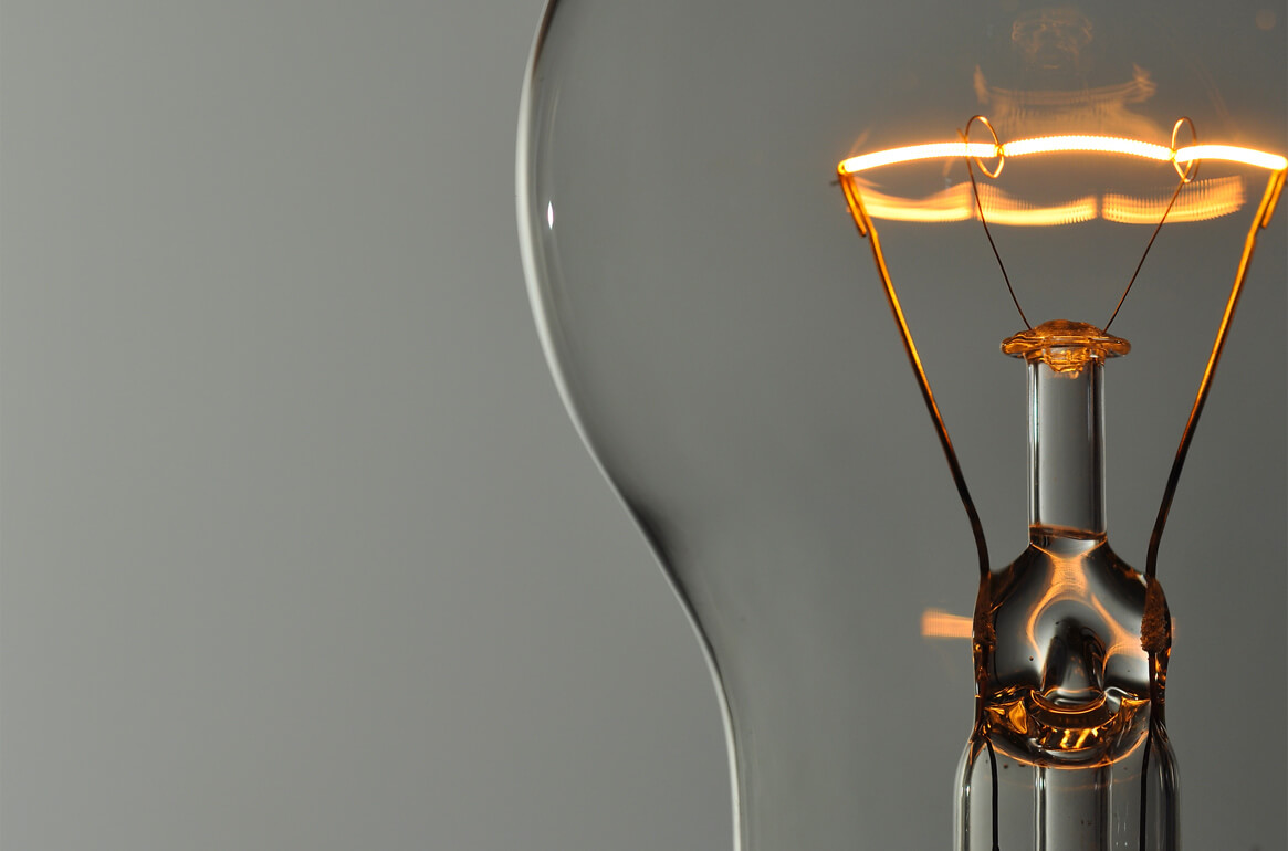 Lightbulb filament