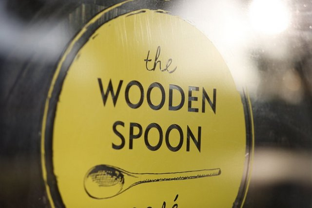 the Wooden Spoon café