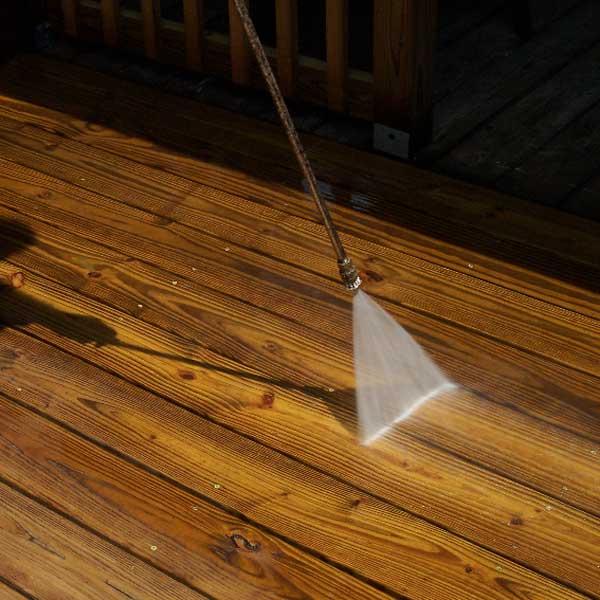 Deck Cleaning in Marietta GA
