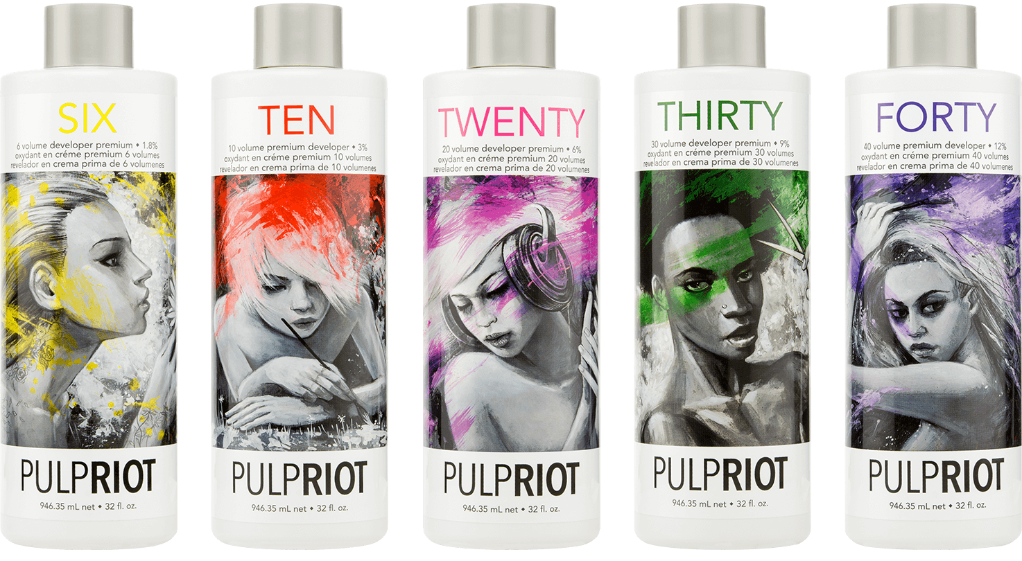 Pulp Riot Hair | Professional Hair Color