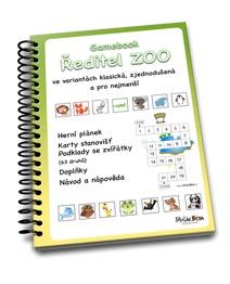 Obrázkový gamebook, obrázková gamebook bojovka s tématem vytvoř si svou ZOO
