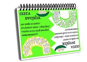 Hra Dvojičky - booklet