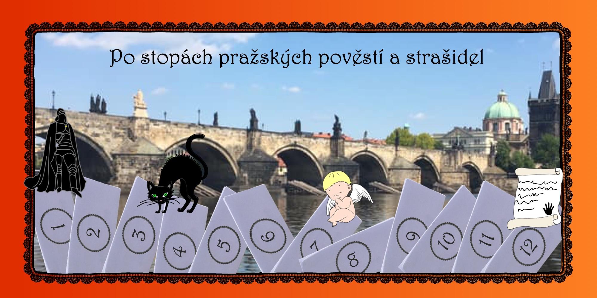 Pražské pověsti a strašidla