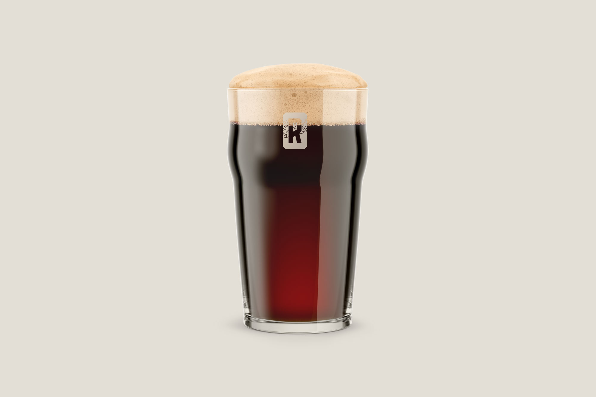 RESIN BREWING STOUT SCOONER