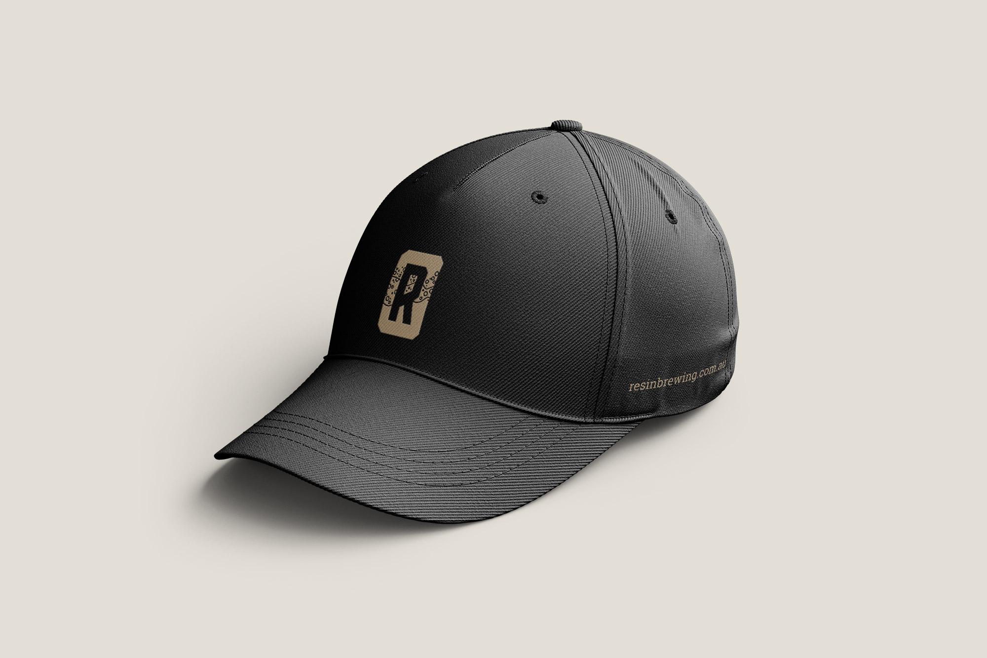 RESIN BREWING CAP