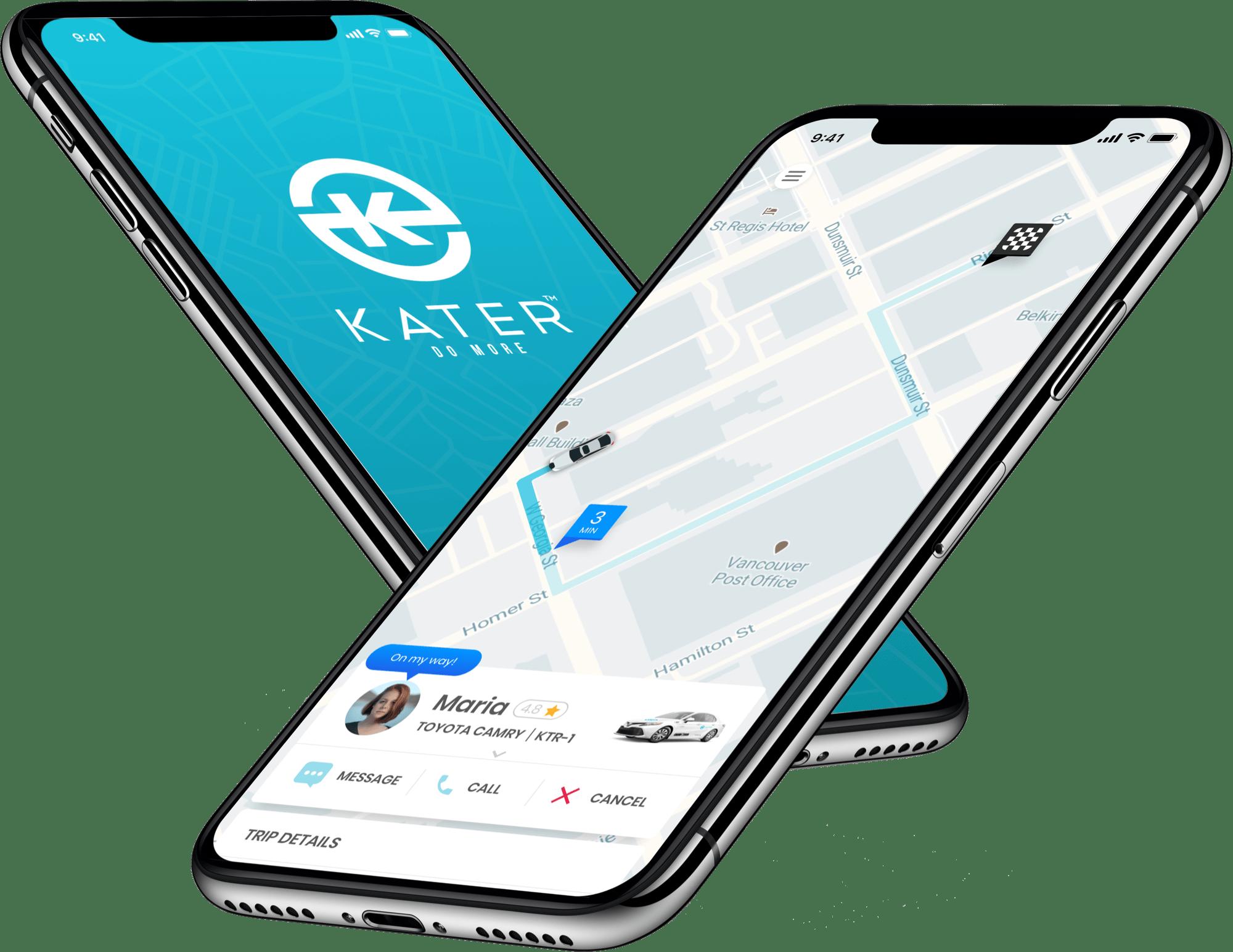 Kater Client App