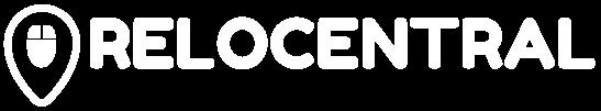 ReloCentral White Logo