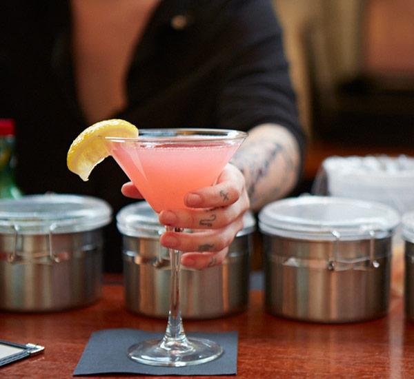 Martini Service