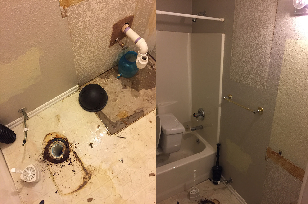 Budget Bathroom