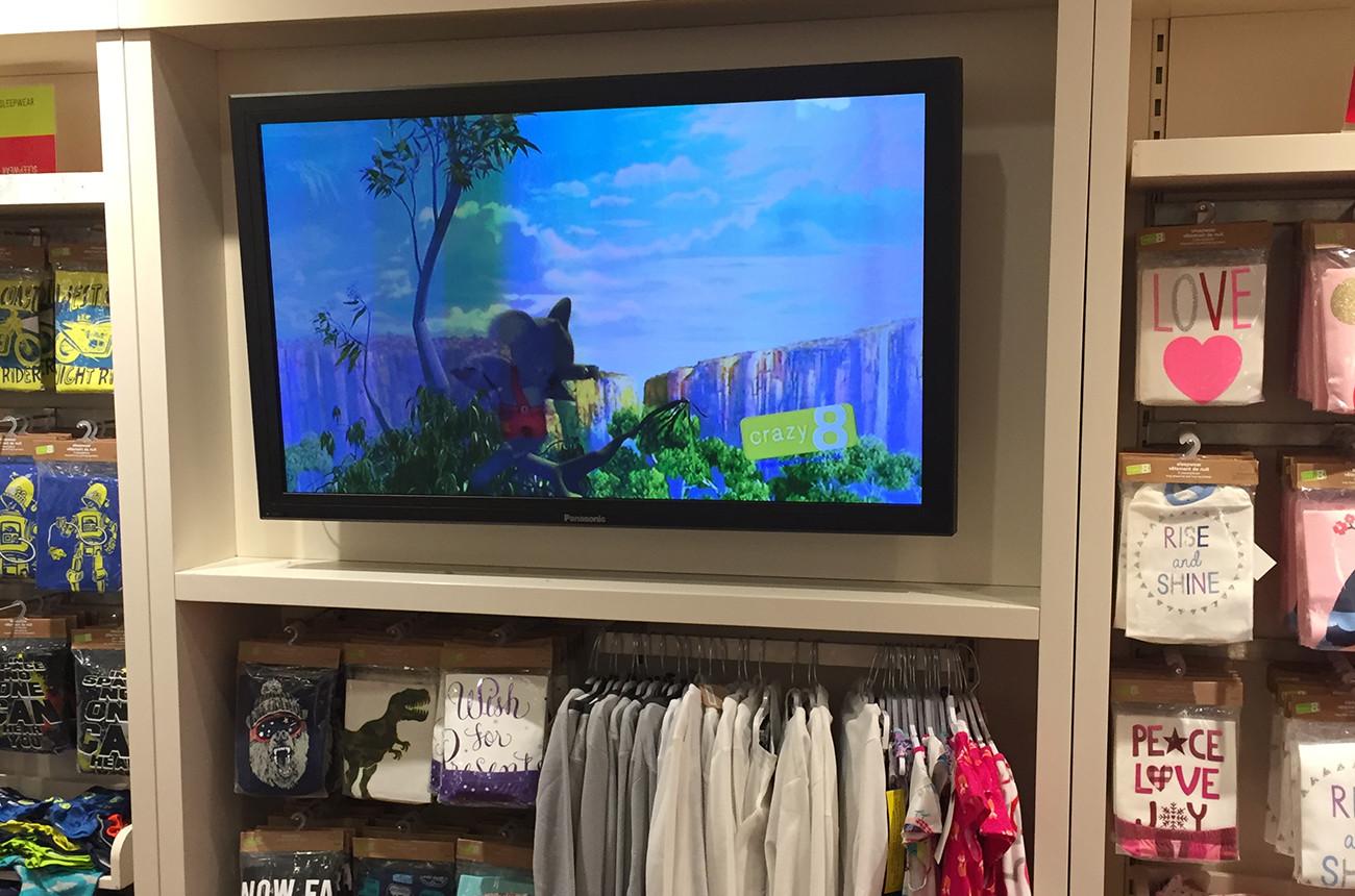 Retail Digital Display Advertising