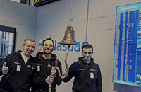 UTOPIA incontra il Nasdaq e i migliori Venture Capitalist a Stoccolma