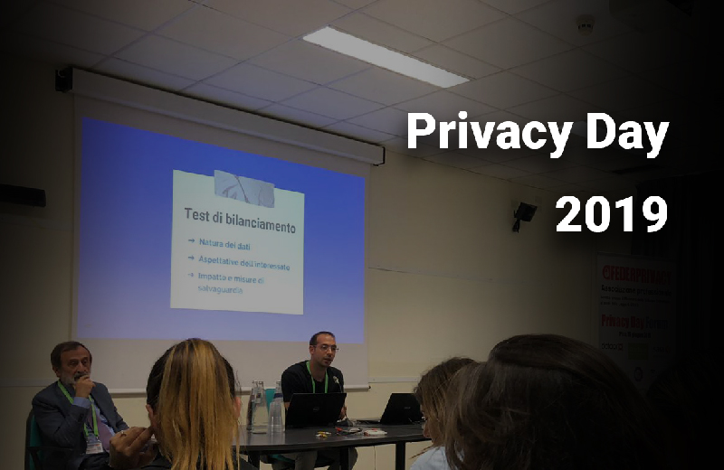 UTOPIA presente al Privacy Day Forum