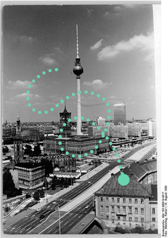 Intraprenör und California in der Alten Münze Berlin