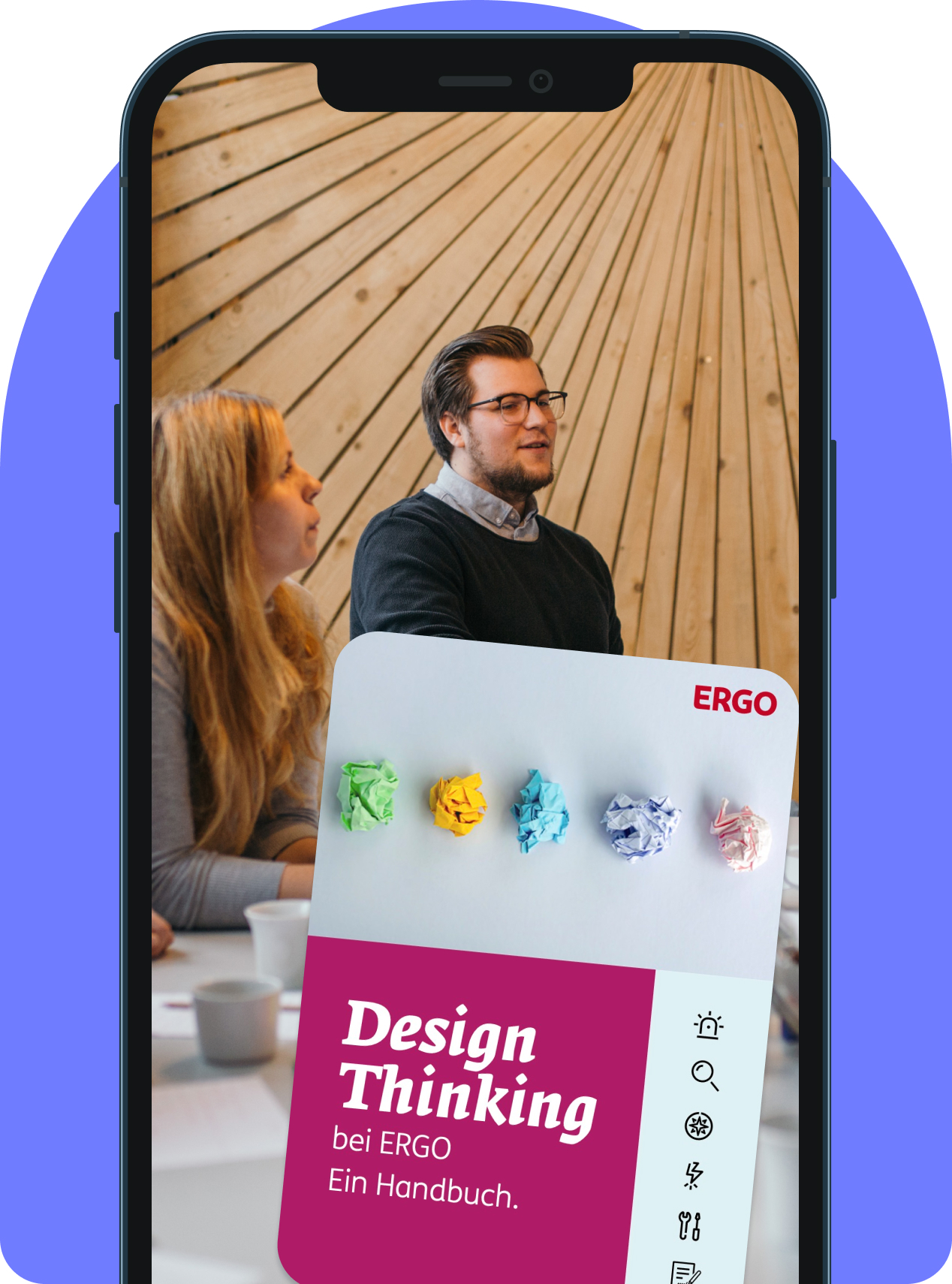 ERGO Design Thinking Case