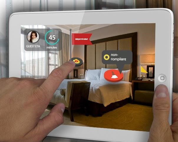 roomchecking partners with hetras cloud-based PMS