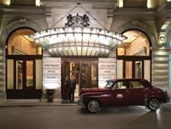 Pera Palace Hotel Jumeirah - Hotel Enterance
