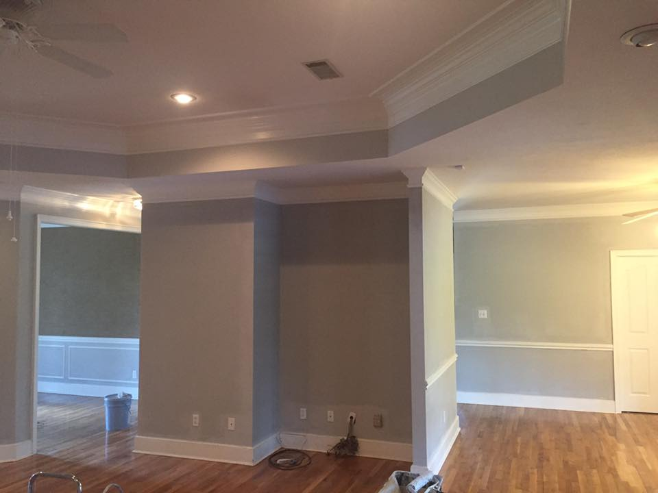 Blue Home improvement