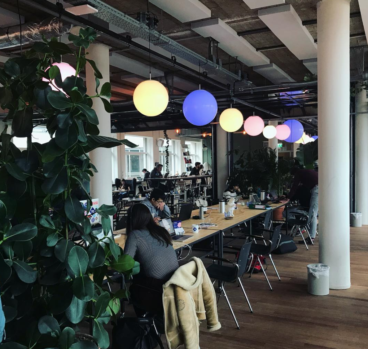 WeQ HQ picture in Amsterdam