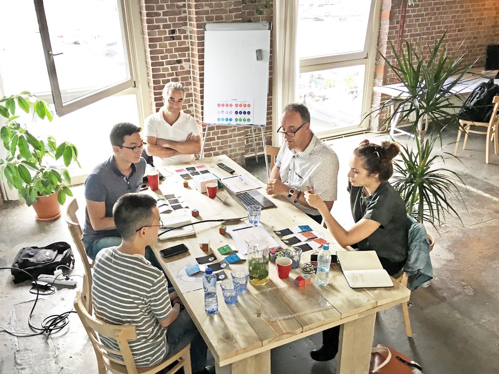 WeQ Team Feedback Workshop