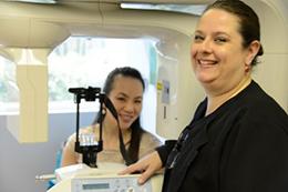 Diagnostic Testing Staff