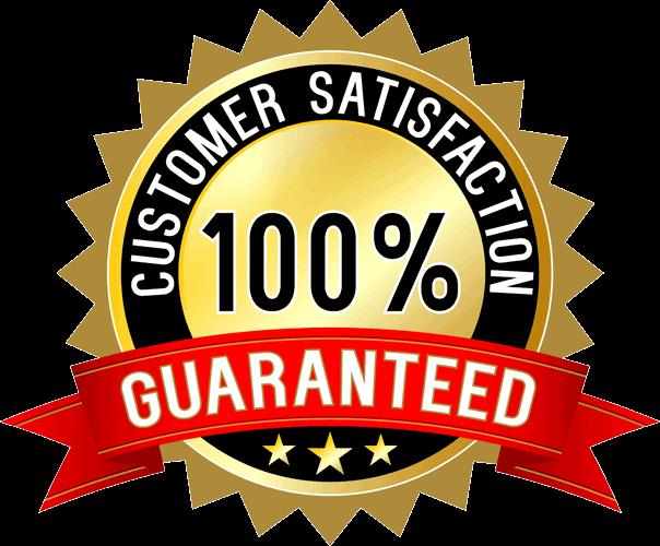 Complete Satisfaction Guarantee