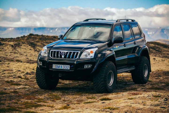 Jeep tours in Iceland Artic Truck adventure