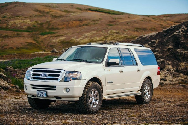 Jeep Tours iceland - Tailormade tours