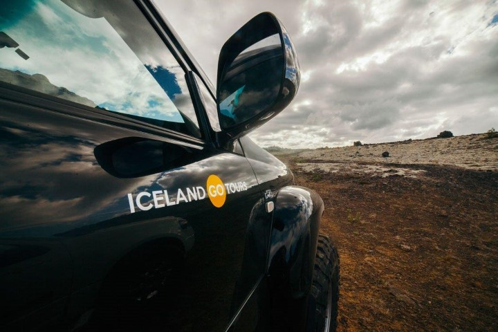 Jeep tours in Iceland offroad