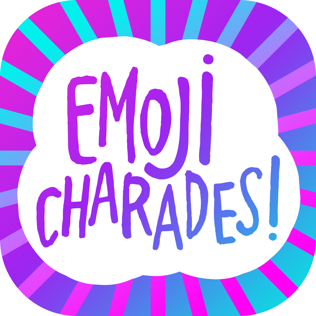 Emoji Charades App Icon