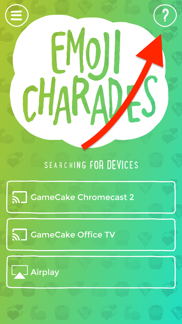 Emoji Charades - A zany trivia party game for your TV