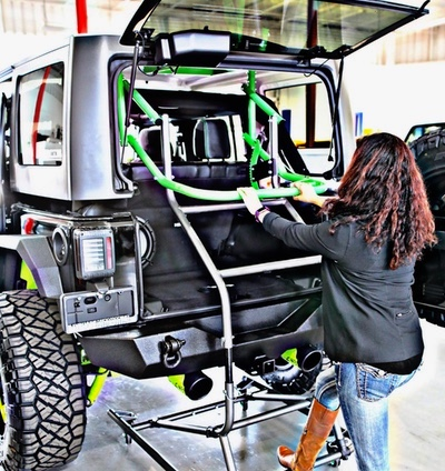Toplift Pros Simple Jeep Hardtop Removal And Storage