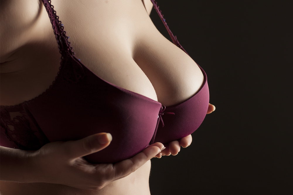 Enlarged Female Breasts Amaris B Clinic By Dr Ivan Puah