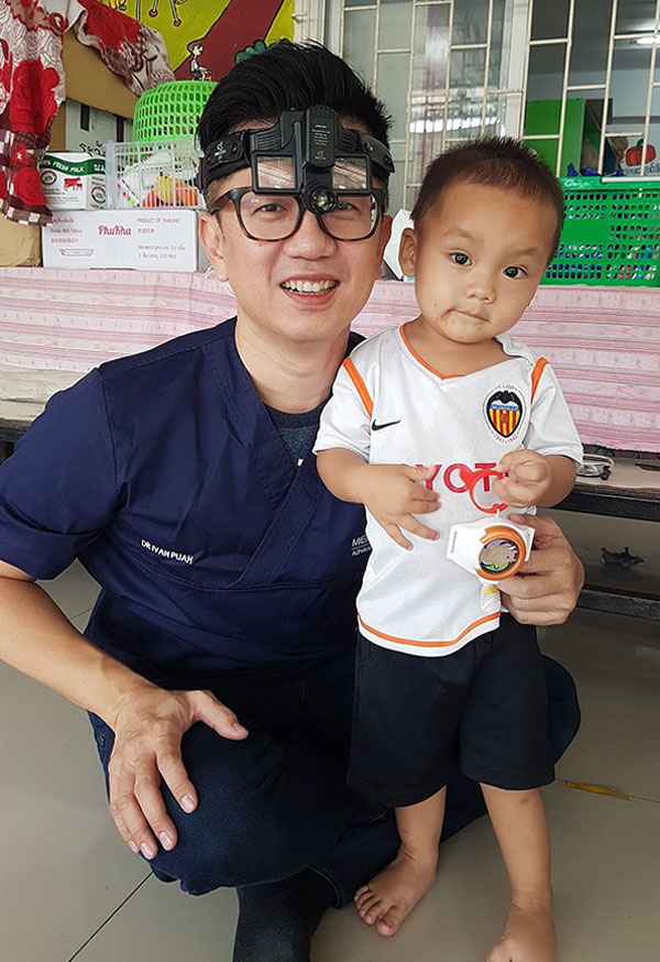 Putting smiles on these children is an experience that is truly gratifying as it is humbling, and it is worth repeating.