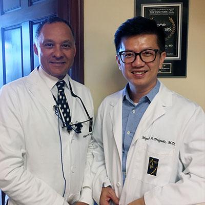 Dr. Ivan Puah a certified VASER® practitioner