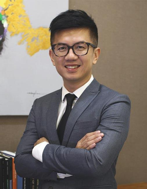 Dr Ivan Puah at Amaris B. Clinic