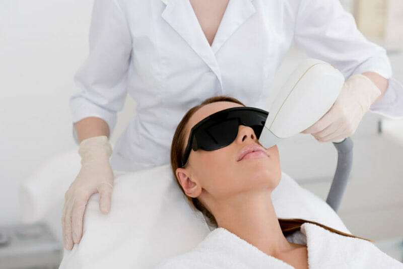 laser hair removal amaris b clinic