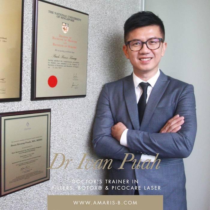 Picocare Fractional Laser Dr Ivan Puah