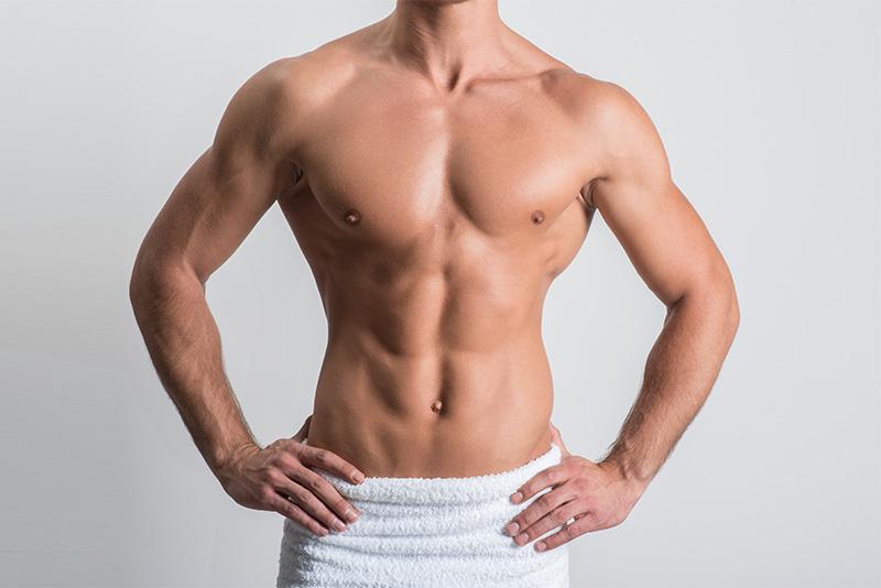 Gynecomastia Surgery: Male Nipple Reduction