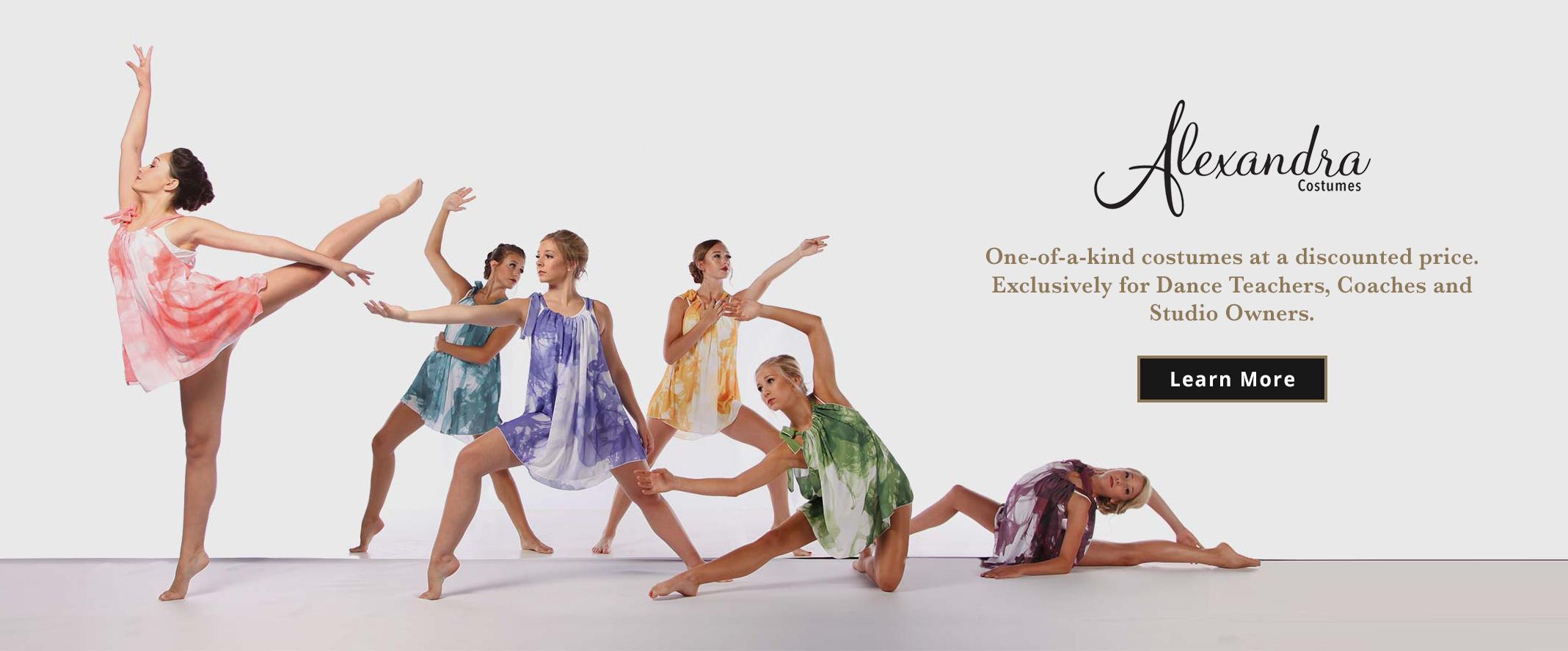 Alexandra Dance Costume