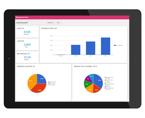 winery management software