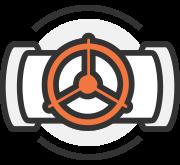 Pipeline Icon