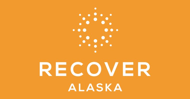 Recover Alaska Logo