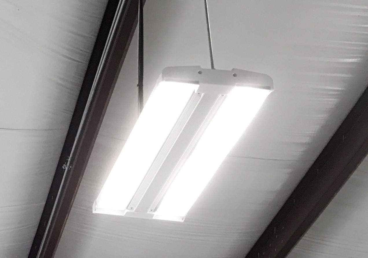 Houston led lighting experts in commercial led lighting diesel specialists warehouse led conversion arubaitofo Choice Image